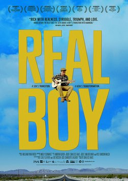 Real Boy - A Son's Transition. A Mom's Transformation